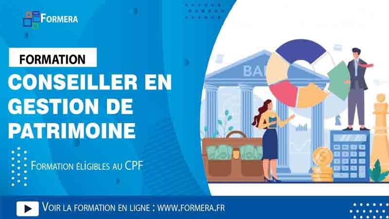 Formation Conseiller en Gestion de Patrimoine (CGP)