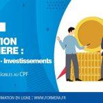 Formation Placements Financiers